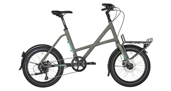 """Kalkhoff Durban Compact  - Vélo de ville - 20"""" gris"""